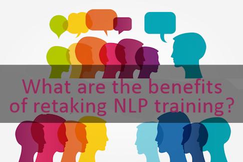 Benefits of retaking NLP training