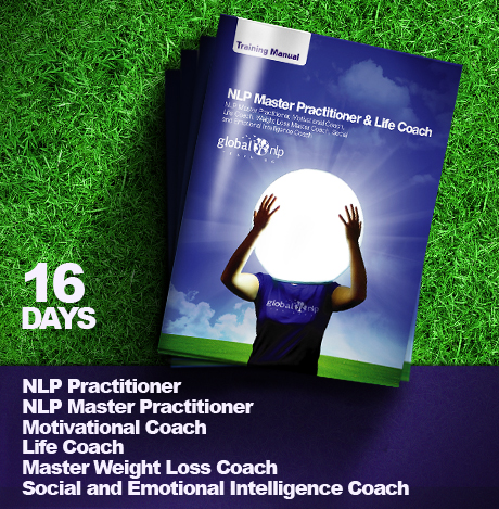 NLP Training and Life Coach Certification, 16 Day Program