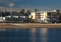 Marina International Hotel, Marina Del Rey