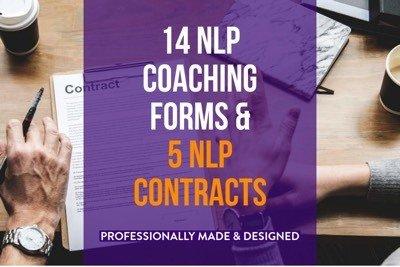 14 NLP Coaching Forms